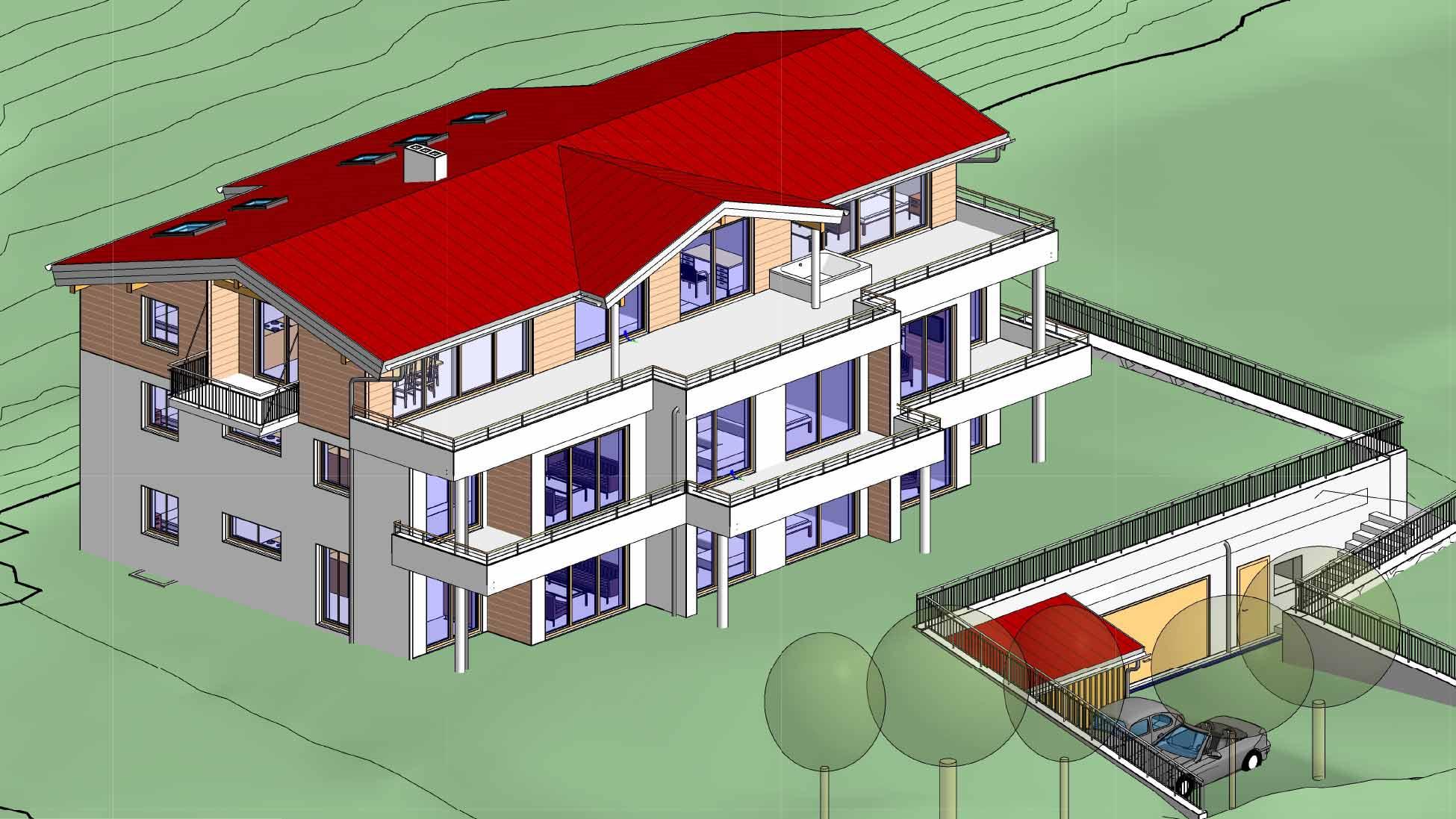 Statik Wohngebäude