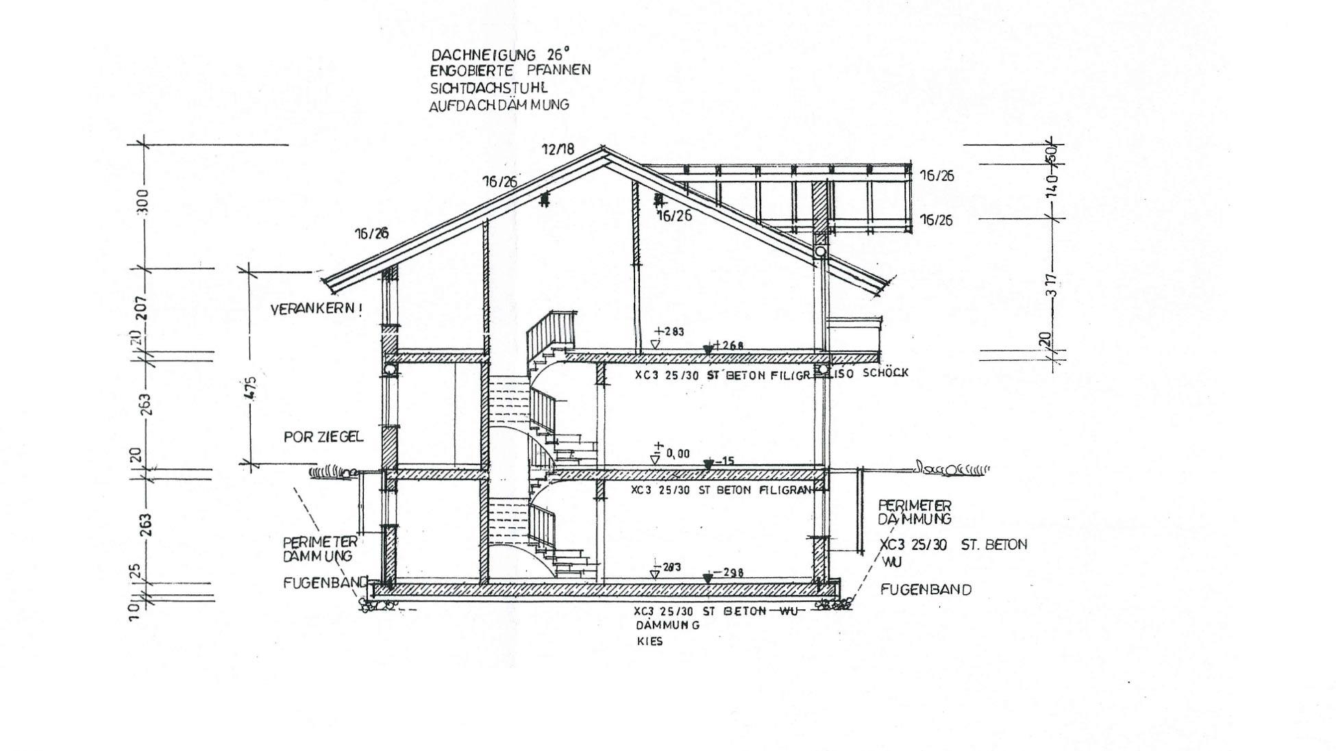 Statik Wohnbau