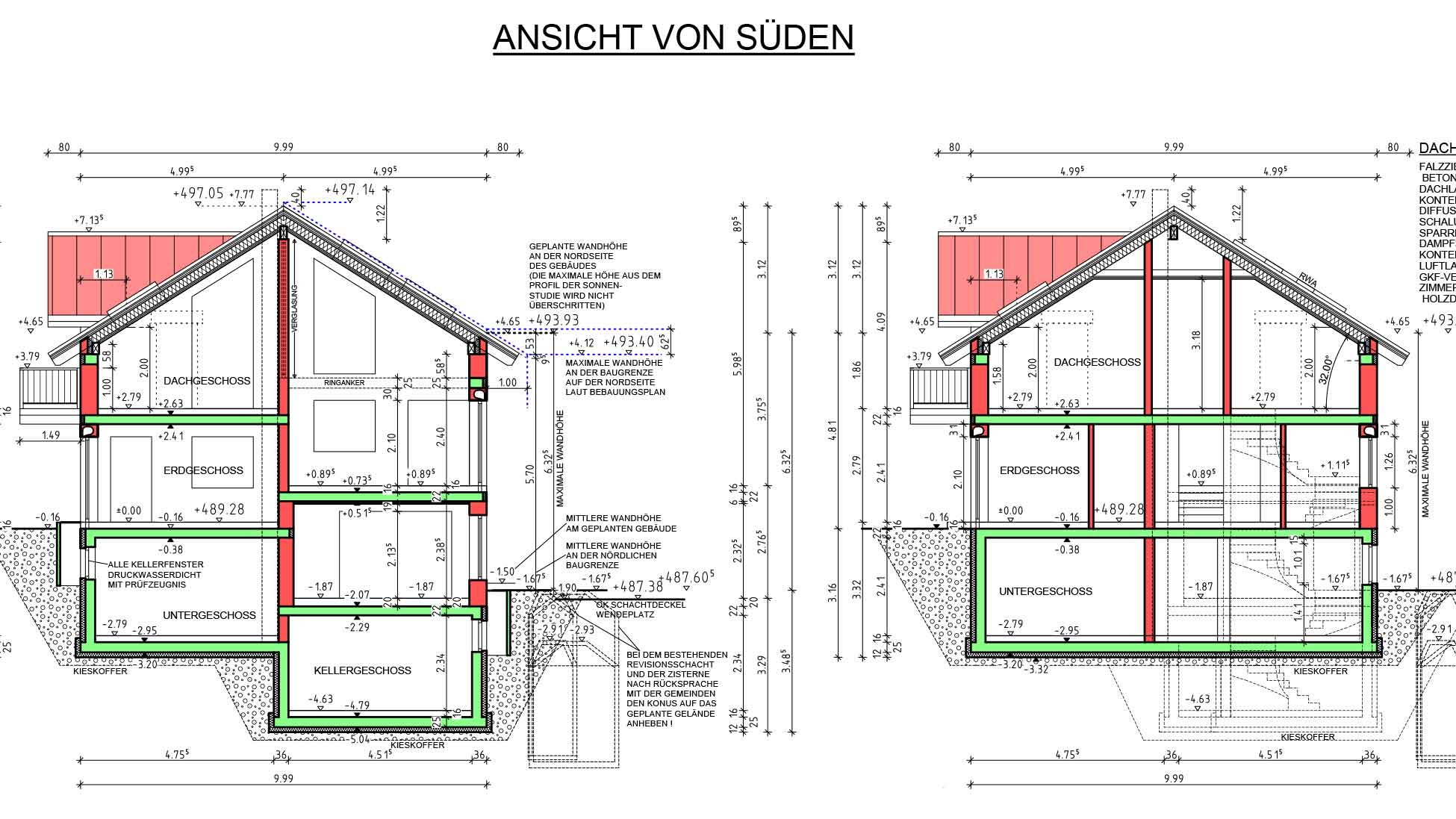 Statik Wohngebäude Bayern